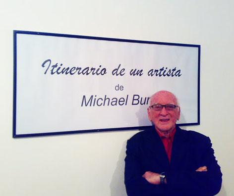 Michael Burt