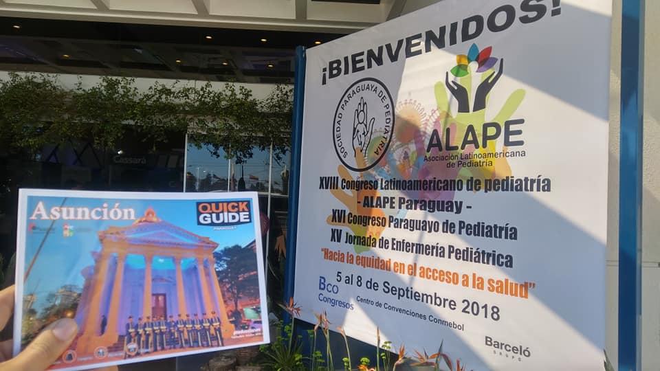 Congreso XVII de la Asociación Latinoamericana de Pediatría