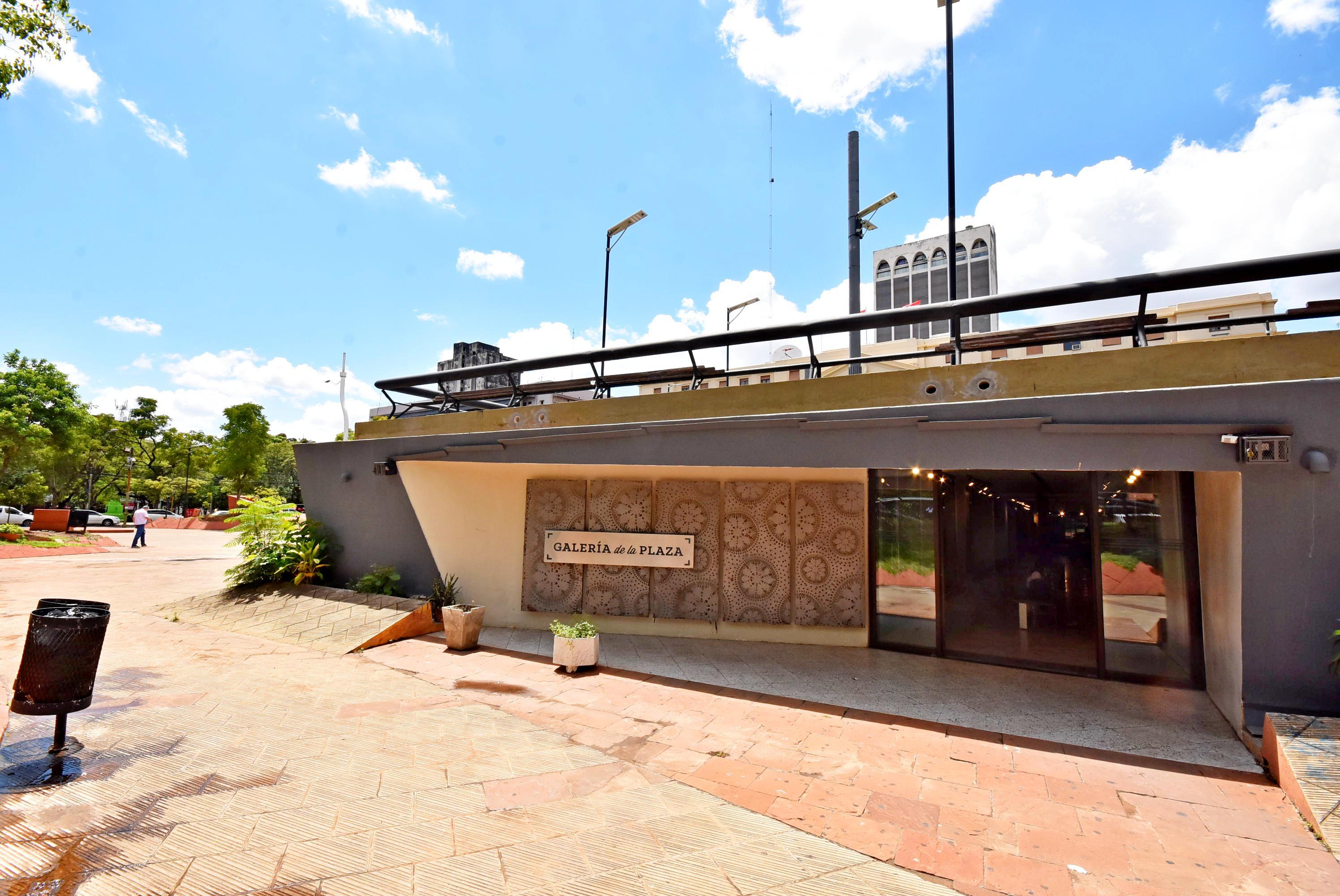 Galería La Plaza