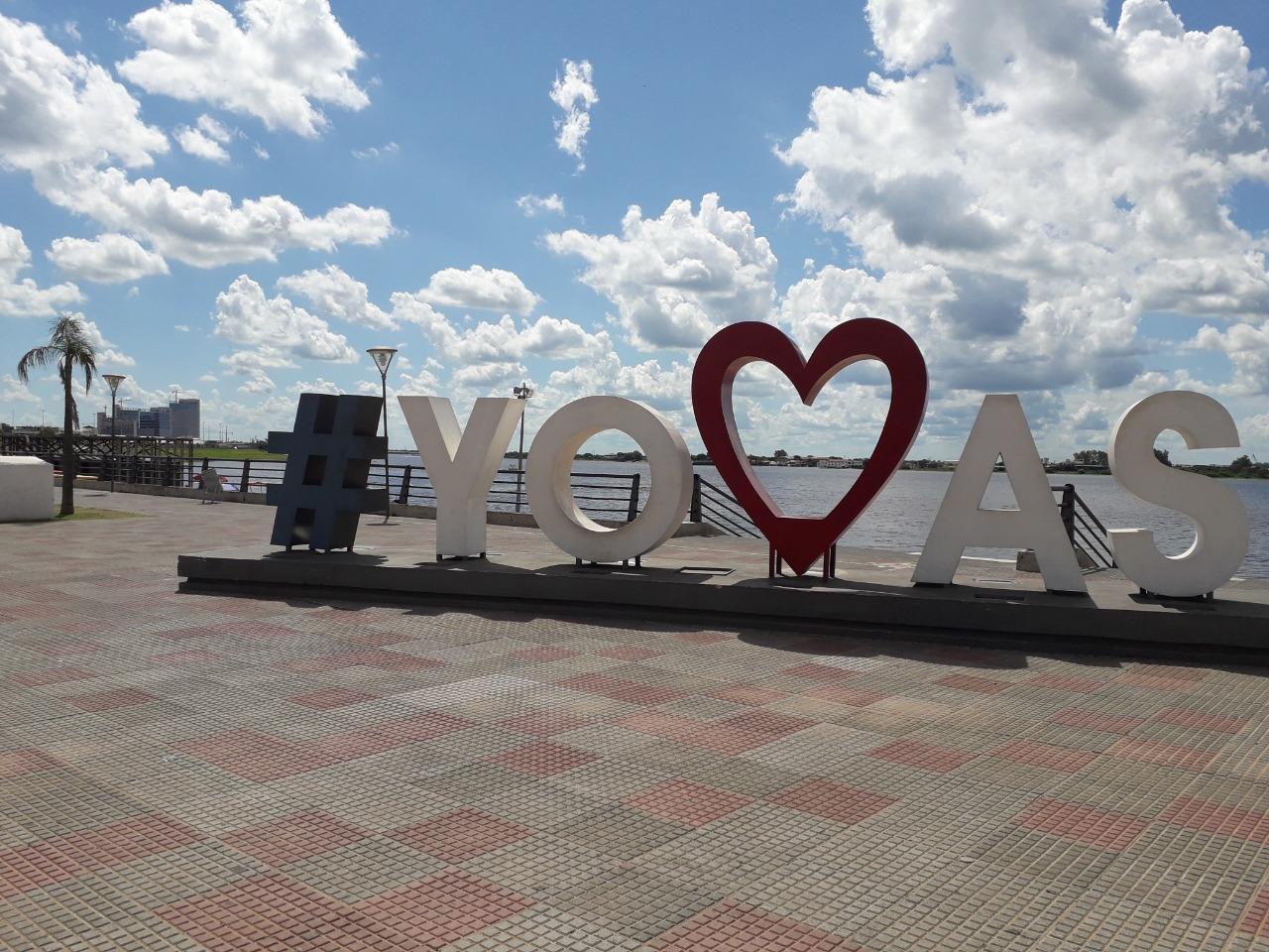 Centro de Información Turística de la Municipalidad de Asunción
